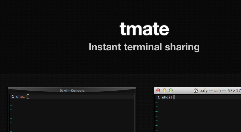 Compile tmate.io on CentOS 7